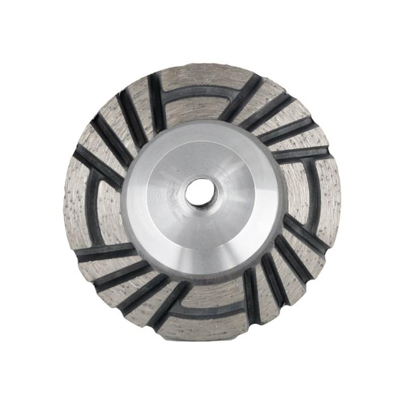 Caracatita cu corp de aluminiu. Diametru 100 mm