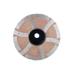 Caracatita plata pentru granit. Diametru 100 mm