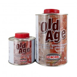 Old Age efect de umed si protectiv pentru piatra